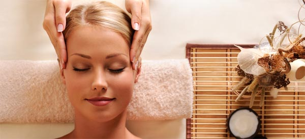 ny massage ansiktsbehandling